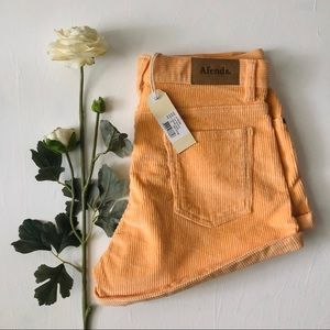Afends Apricot Shorts